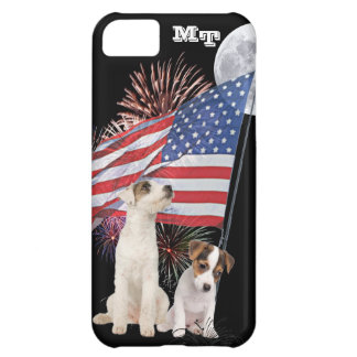 Hefboom Russell Awesome Patriotic Design iPhone 5C Hoesje
