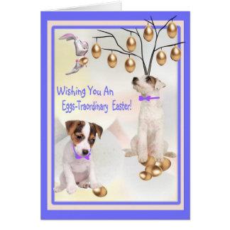 Hefboom Russell Eggs - de Wensen van Traordinary Briefkaarten 0