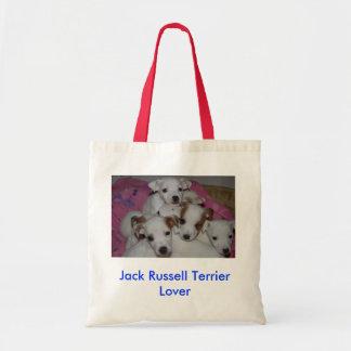 Hefboom Russell Terrier Bag Draagtas