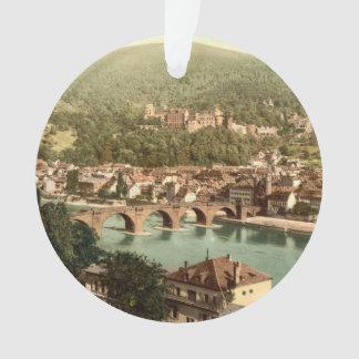 Heidelberg I, Baden-Wuertemmberg, Duitsland Ornament