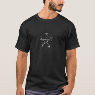 Heidens, w t shirt