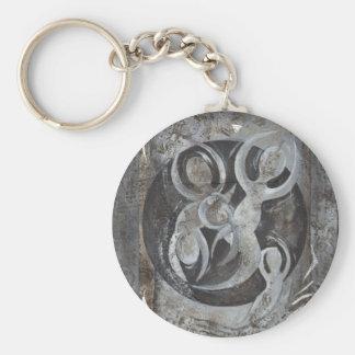 Heidense Sleutelring Moondance Sleutelhanger