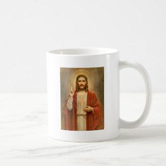 Heilig Hart met Halo Koffiemok