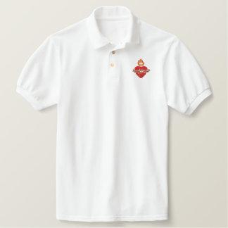 Heilig Hart - Sagrado Corazon Geborduurd Poloshirt