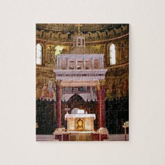 heilig verander in kerk puzzel