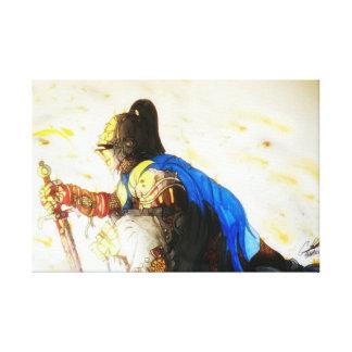 Heiligdom Stretched Canvas Print