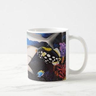 Heiligdom van de Haai, de Mok van de Koffie