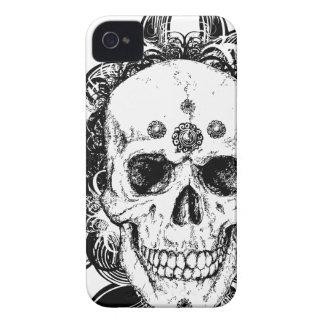 Heilige iPhone 4 van de Gothic van het Metaal van  iPhone 4 Hoesje