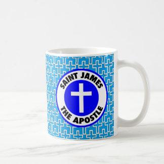 Heilige James de Apostel Koffiemok
