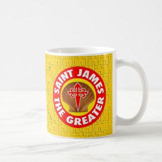 Heilige James Groter Koffiemok