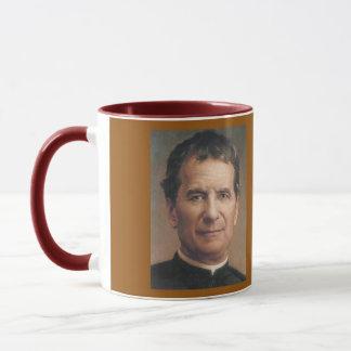 Heilige John Bosco Mug Mok