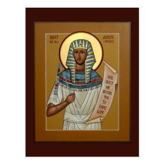 Heilige Joseph de alle-Aantrekkelijke Kaart van