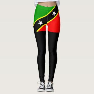 Heilige Kitts & Nevis Leggings