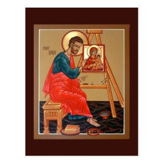 Heilige Luke de Kaart van het Gebed van de