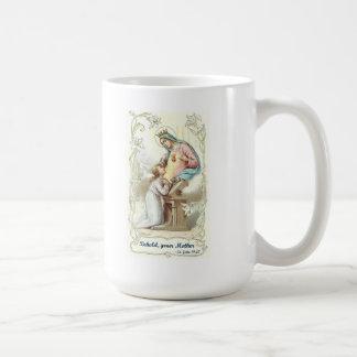 Heilige Maagdelijke Mary Mug Koffiemok