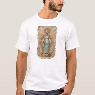 Heilige Maagdelijke Mary - Onbevlekte Ontvangenis T Shirt