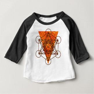 heilige pizzametry baby t shirts