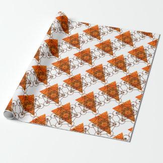 heilige pizzametry inpakpapier