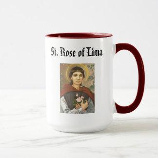 HEILIGE ROSE* van Lima Kerstman Rosa DE Lima van Mok