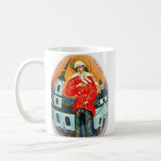 Heilige Xenia van Petersburg Koffiemok