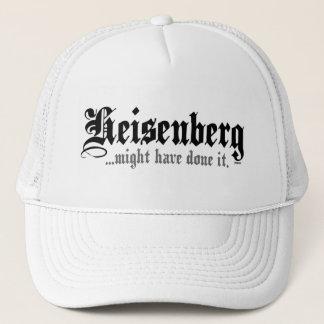 Heisenberg… Trucker Pet