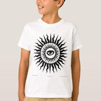 Hekserij: Zonnestraal: Oog T Shirt