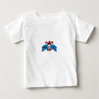 hel logo baby t shirts