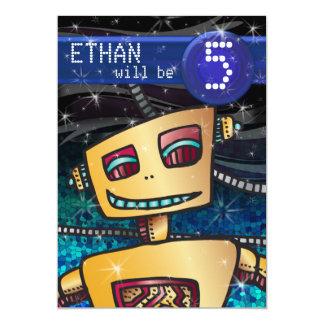 Held RuimteSciFi van het Boek van de Robot van het Kaart