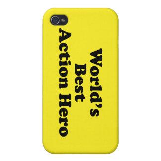 Held van de Actie van de wereld de Beste iPhone 4 Cases