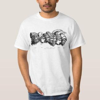 Helden van het Trojan Overhemd van de Oorlog T Shirt