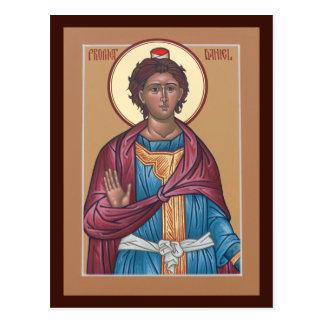Helderziende Daniel Prayer Card Briefkaart