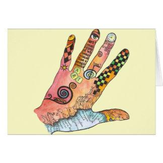 Helende Hand Briefkaarten 0