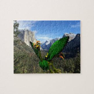 """Helios bij Yosemite Raadsel 8"""" x 10"""" 110 stukken Legpuzzel"""