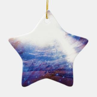 Helios Keramisch Ster Ornament