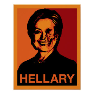 HELLARY 18x22.91- Poster