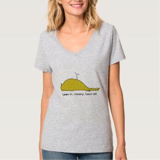 Helling binnen, kanarie. Helling binnen! T Shirt
