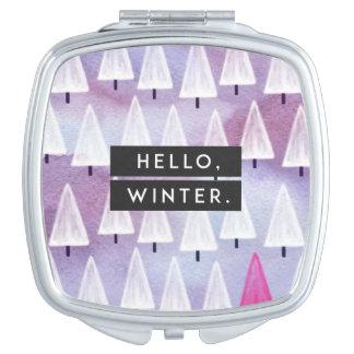 Hello, de Winter: Reisspiegeltjes
