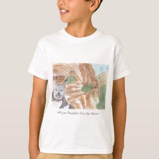Hello van Bandelier Park, New Mexico! T Shirt