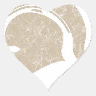helm hart sticker