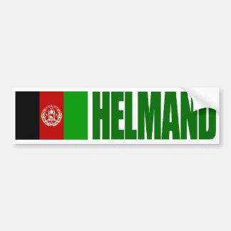 Helmand - de Vlag van Afghanistan Bumpersticker