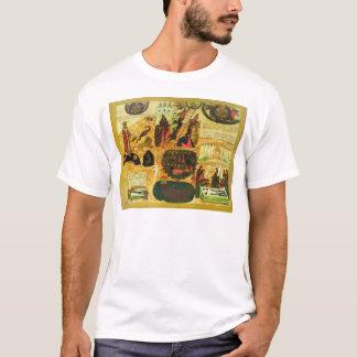 Hemel Ladder met Gelijkenissen en Aanmaningen T Shirt