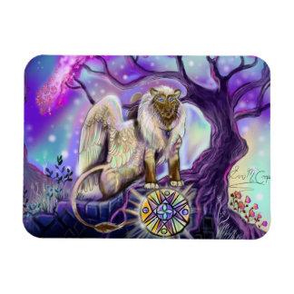 Hemel Lion~magnets Magneet