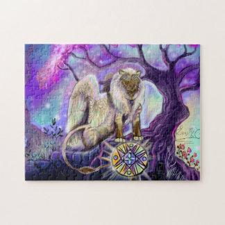 Hemel Lion~puzzle Puzzel