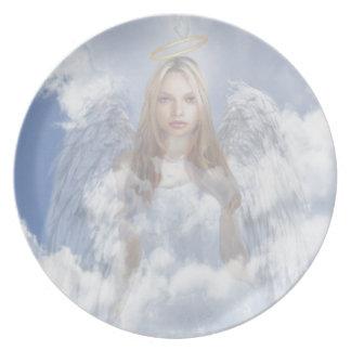 Hemelse Engel Melamine+bord