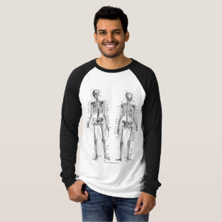 Hen de Lange Sleeved T-shirt van het Bot
