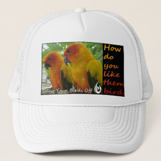 Hen Vogels Trucker Pet