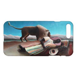Henri Rousseau de Wijnoogst van de Zigeuner van de iPhone 8/7 Plus Hoesje