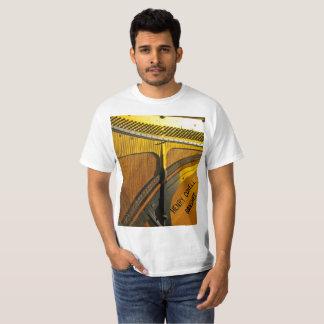 Henry Cowell American Piano Strings Banshee T Shirt