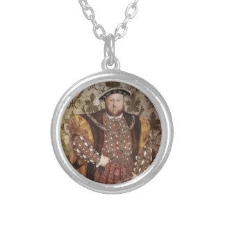 Henry VIII Zilver Vergulden Ketting