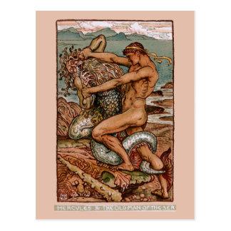 Hercules Briefkaart